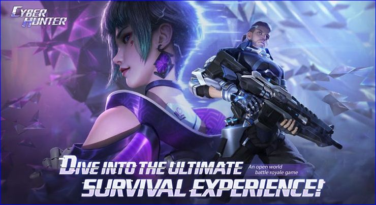 Cyber Hunter Ultimate battle Experience