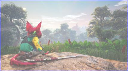Biomutant ps4,Xbox one game