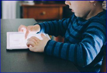negative effects on technology on children