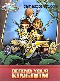 Pocket Defense Game apk