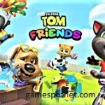 talking tom friends